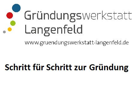 Banner Gründungswerkstatt