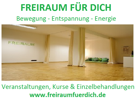 Banner Freiraum
